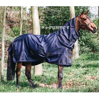 画像2: <KENTUCKY> Turnout Rug All Weather 0g ネック無し